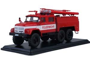 ZIL 131 FEUERWEHR (USSR RUSSIA DDR) | ЗИЛ 131-137 ПОЖАРНЫЙ ГДР АЦ-40