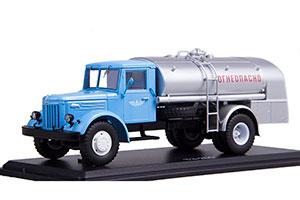 MAZ-200 TZ-200 ON CHASSIS AEROFLOT (USSR RUSSIA) | МАЗ-200 ТЗ-200 НА ШАССИ АЭРОФЛОТ *МАЗ