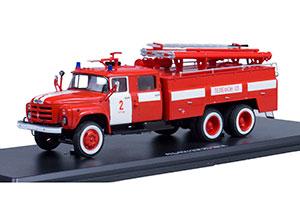 ZIL 133GYA FIRE ENGINE AC-40 POLTAVA | ЗИЛ 133ГЯ АЦ-40 ПОЛТАВА-2 *ЗИЛ ЗАВОД ИМЕНИ ЛИХАЧЕВА