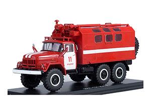 ZIL-131 KUNG FIRE VERSION | ЗИЛ-131 КУНГ ПОЖАРНЫЙ *ЗИЛ ЗАВОД ИМЕНИ ЛИХАЧЕВА