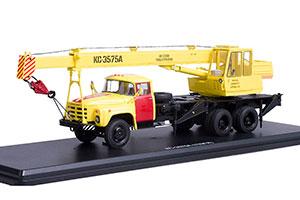 ZIL-133GY CRANE KS-3575A (USSR RUSSIAN) | АВТОКРАН КС-3575А (ЗИЛ-133ГЯ) АВАРИЙНАЯ СЛУЖБА