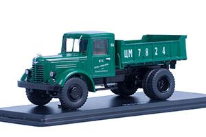 YAAZ-205 DUMP GREEN (USSR RUSSIAN CAR) | ЯАЗ-205 САМОСВАЛ ЗЕЛЕНЫЙ *ЯАЗ ЯРОСЛАВСКИЙ АВТОЗАВОД