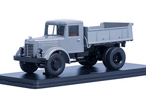YAAZ-205 DUMP GRAY (USSR RUSSIAN CAR) | ЯАЗ-205 САМОСВАЛ СЕРЫЙ *ЯАЗ ЯРОСЛАВСКИЙ АВТОЗАВОД