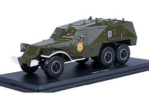 TANK BTR-152K KHAKI (USSR RUSSIAN) | ТАНК БТР-152К ХАКИ *ТАНК БТР
