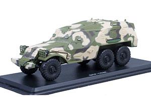 TANK BTR-152K CAMOUFLAGE (USSR RUSSIAN) | ТАНК БТР-152К КАМУФЛЯЖ *ТАНК БТР