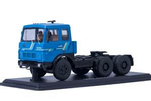 MAZ 6422 (USSR RUSSIA) BLUE | МАЗ-6422 ТЯГАЧ