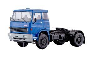 LIAZ-110.471 1986 BLUE