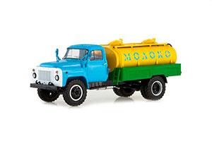GAZ ATTSPT-33 MILK (USSR RUSSIAN CAR) | ГАЗ АЦПТ-33 МОЛОКО *ГАЗ ГОРЬКОВСКИЙ АВТОЗАВОД ГОРЬКИЙ