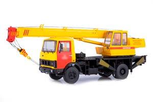 MAZ 5337 MOSMETRO KS-3577 (USSR RUSSIAN CAR) | МАЗ 5337 МОСМЕТРО КС-3577 *МАЗ