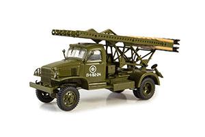 CHEVROLET G7107 BM-13 KATYSHA (USSR RUSSIAN) | CHEVROLET G7107 БМ-13 «КАТЮША» *ШЕВРОЛЕ ШЕВИ ШЕВРОЛЕТХ