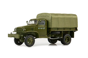 CHEVROLET G7117 (USSR RUSSIAN ARMY CAR) 1944 GREEN | CHEVROLET G7117 БОРТОВОЙ С ТЕНТОМ *ШЕВРОЛЕ ШЕВИ ШЕВРОЛЕТХ