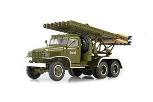 GMC CCKW 352 BM-13 KATYSHA (USSR RUSSIAN) | GMC CCKW 352 БМ-13