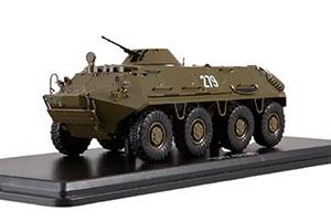 TANK PANZER BTR-60PB (USSR RUSSIA) | ТАНК БТР-60ПБ *БАК