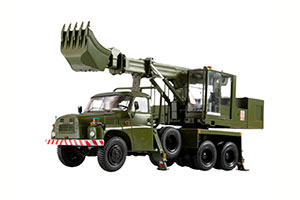 TATRA 148 EXCAVATOR-PLANER UDS-110 (ON TATRA-148 CHASSIS) ARMY TRUCK