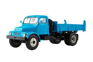 PRAGA S5T-3 DUMPER 1956 BLUE