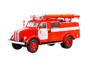 GAZ 51 PMG-36 OLYMPIC (USSR RUSSIA) 1980 | ГАЗ 51 ПМГ-36 ОЛИМПИЙСКИЙ *ГАЗ ГОРЬКОВСКИЙ АВТОЗАВОД ГОРЬКИЙ