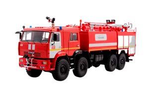 KAMAZ 6560 FIRE TRUCK AA-13/60 (USSR RUSSIA) | КАМАЗ 6560 АЭРОДРОМНЫЙ ПОЖАРНЫЙ АВТОМОБИЛЬ АА-13/60