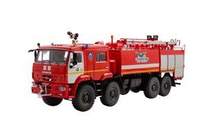 KAMAZ 6560 FIRE TRUCK AA-13/60 HRABROVO (USSR RUSSIA) | КАМАЗ 6560 АЭРОДРОМНЫЙ ПОЖАРНЫЙ АВТОМОБИЛЬ ХРАБРОВО АА-13/60 *КАМАЗ КАМСКИЙ АВТОЗАВОД
