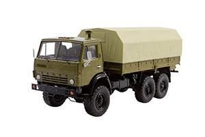 KAMAZ 4310 ONBOARD (USSR RUSSIA) GREEN | КАМАЗ-4310 БОРТОВОЙ (С ТЕНТОМ) *КАМАЗ КАМСКИЙ АВТОЗАВОД