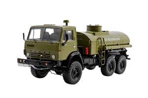KAMAZ 4310 FUEL AC-7 (USSR RUSSIA) GREEN | КАМАЗ-АЦ-7-4310 *КАМАЗ КАМСКИЙ АВТОЗАВОД