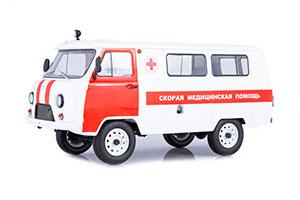 UAZ 3962 AMBULANCE (USSR RUSSIAN CAR) 1995 WHITE | УАЗ-3962 СКОРАЯ ПОМОЩЬ *УАЗ УЛЬЯНОВСКИЙ АВТОЗАВОД