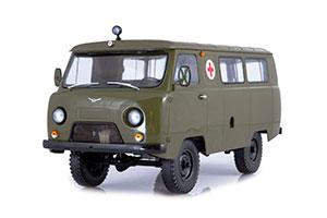 UAZ 452A SANITARY (USSR RUSSIAN CAR) | УАЗ-452А САНИТАРНЫЙ *УАЗ УЛЬЯНОВСКИЙ АВТОЗАВОД