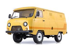 UAZ 3741 (USSR RUSSIAN CAR) YELLOW | УАЗ-3741 БУХАНКА *УАЗ УЛЬЯНОВСКИЙ АВТОЗАВОД