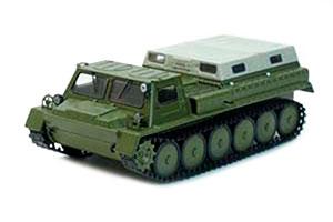 GAZ 71 GT-SM SNOWSHOLDER ATV (USSR RUSSIAN CAR) | ГАЗ 71 ГТ-СМ СНЕГОБОЛОТОХОД ВЕЗДЕХОД *ГАЗ ГОРЬКОВСКИЙ АВТОЗАВОД ГОРЬКИЙ