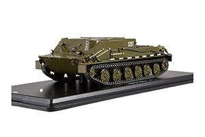 TANK PANZER BTR-50 (USSR RUSSIA) | ТАНК БТР-50