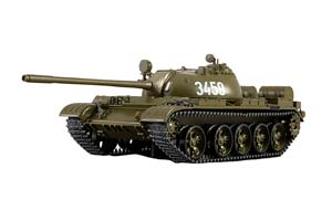 TANK PANZER T-55 (USSR RUSSIA) | ТАНК Т-55