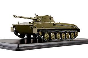 TANK PT-76 (USSR RUSSIA) | ПЛАВАЮЩИЙ ТАНК ПТ-76