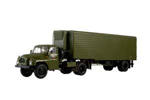 TATRA T-138NT 4x4 WITH ALKA N12CH (USSR RUSSIA) | ТАТРА T-138NT 4x4 WITH ALKA N12CH