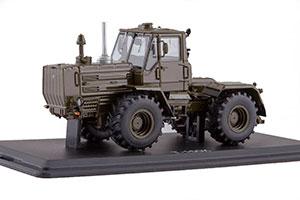 TRACTOR T-150K 1971 KHAKI (USSR RUSSIAN)   ТРАКТОР Т-150К 1971 ХАКИ *ТРАКТОР