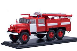 ZIL 131 FIRE TRUCK AC-40 (USSR RUSSIA) | ЗИЛ-131 АЦ-40 ДЛЯ РАЗГОНА ДЕМОНСТРАЦИЙ