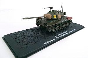 TANK PANZER M41A3 WALKER BULLDOG 1962 THAILAND | ЛЕГКИЙ ТАНК (США) АВТОМОБИЛЬ НА СЛУЖБЕ: СОВРЕМЕННАЯ ВОЕННАЯ ТЕХНИКА #6 *БАК