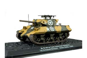 TANK PANZER M-10 601ST TANK DESTROYER BATTALION 1ST ARMORED DIVISION ANZIO 1944 ITALY | АВТОМОБИЛЬ НА СЛУЖБЕ: СОВРЕМЕННАЯ ВОЕННАЯ ТЕХНИКА #10 *БАК