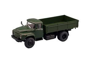 ZIL-130 1976 GREEN/KHAKI (USSR RUSSIAN CAR) | ЗИЛ-130 -76 ЗАЩИТНЫЙ ЗЕЛЕНЫЙ
