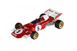FERRARI F1 312B2 GERMANY GP 1971 MARIO ANDRETTI #5