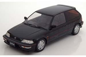 Honda Civic EF-9 SIR 1990 Black