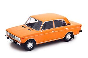 VAZ 2106 LADA 1600 (USSR RUSSIA) 1980 YELLOW | ВАЗ-2106 ЖИГУЛИ