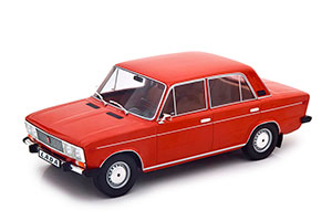 VAZ 2106 LADA 1600 (USSR RUSSIA) 1980 RED | ВАЗ-2106 ЖИГУЛИ