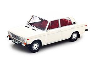 VAZ 2106 LADA 1600 (USSR RUSSIA) 1980 WHITE | ВАЗ-2106 ЖИГУЛИ