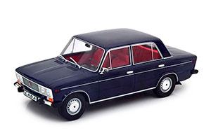 VAZ 2106 LADA 1600 (USSR RUSSIA) 1980 DARK BLUE | ВАЗ-2106 ЖИГУЛИ