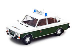 VAZ 2106 LADA 1600 (USSR RUSSIA) 1980 VOLKSPOLIZEI DDR | ВАЗ-2106 ЖИГУЛИ ПОЛИЦИЯ ГДР