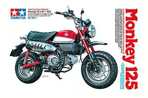 MOTORCYCLE HONDA MONKEY 125 | МОТОЦИКЛ HONDA MONKEY 125
