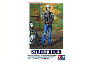 MOTORCYCLIST STREET RIDER | МОТОЦИКЛИСТ STREET RIDER
