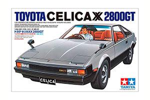 CAR TOYOTA CELICA XX 2800GT | АВТОМОБИЛЬ TOYOTA CELICA XX 2800GT