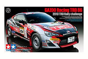 CAR GAZOO RACING TRD 86 (2013 TRD RALLY CHALLENGES) | АВТОМОБИЛЬ GAZOO RACING TRD 86 (2013 TRD RALLY CHALLENGES)