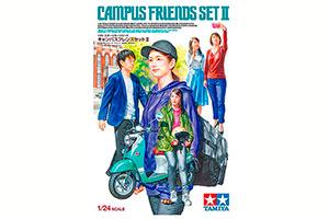 CAMPUS FRIENDS SET II MINIATURE SET | НАБОР МИНИАТЮР CAMPUS FRIENDS SET II
