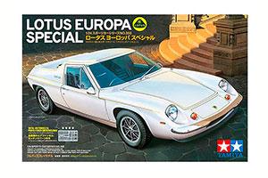 SPORTS CAR LOTUS EUROPA SPECIA | СПОРТИВНЫЙ АВТОМОБИЛЬ LOTUS EUROPA SPECIA